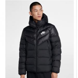 立减37%,耐克 Nike 男士防风羽绒服 @Nike.com