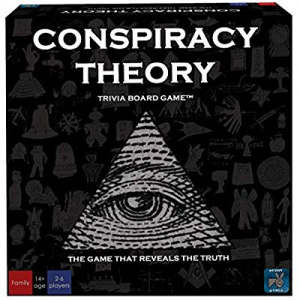 Neddy Games Conspiracy Theory Trivia Board Game now 15.0% off