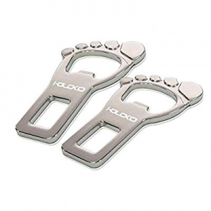 2 Pack Bottle Openers, Metal Buckle Clip Multipurpose Fit on your Keychain now 50.0% off