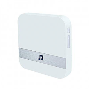 One Day Only!KAMRE Indoor Chime ONLY for KAMRE Video Doorbell Camera, 52 Different Alert Tones, Wh..