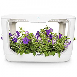 Greenjoy Indoor Herb Garden Kit now 30.0% off , Hydroponics Growing System, Plant Germination Kits..