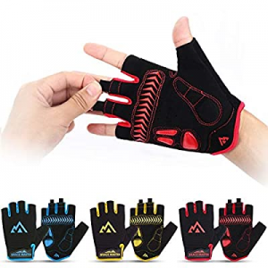35.0% off Brace Master Cycling Gloves Bicycle Gloves Bike Gloves Mountain Bike Gloves – Anti Slip ..