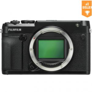 B&H - Fujifilm 相机、镜头大促,GFX 50R 中画幅机身仅$3499.95
