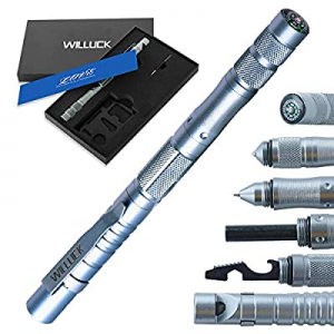 One Day Only!Fathers Day Gifts for Dad Men Husband now 50.0% off ,Tactical Pen (8-in-1),Cool Anniv..
