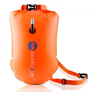 One Day Only!20L Waterproof Dry Bag now 20.0% off , Ultralight Swim Buoy and Safety Float for Open..
