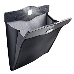 COROTC Car Trash Cans now 60.0% off , 100% Leak-Proof Car Trash Bag, Collapsible Car Garbage Cans ..