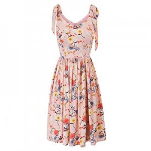 Danna Belle Summer Mommy and Me Matching Outfits Floral Print Dresses now 50.0% off