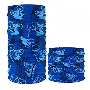 Seamless Bandana Balaclava Face Headband Neck Gaiter Scarf Headwear Women Men now 70.0% off