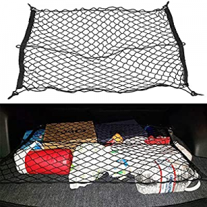 One Day Only!Proadsy Cargo Net Auto Rear Trunk Net Suitable for 2020 2019 Toyota RAV4 now 80.0% off