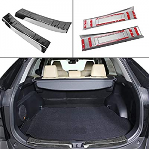 One Day Only!80.0% off Proadsy Rear Trunk Bumper Protector Guard Sill Plate Protector Stainless St..