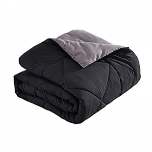 Word of Dream Reversible Brushed Microfiber Comforter now 50.0% off , All Season Quilted Down Alte..
