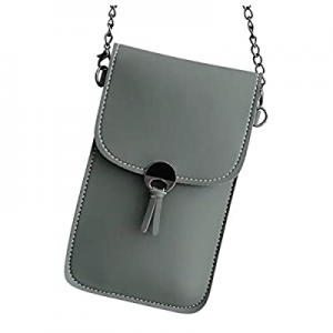 80.0% off Crossbody Cell Phone Purse for Women Wristlet Wallet with Phone Holder Handbag Touchable..