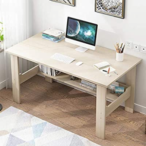 Karamoda Home Office Stand Up Desk now 80.0% off , Stylish Moisture-Proof Wooden Multi-Layer Lapto..