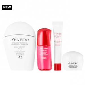 Sephora补货!Shiseido资生堂白胖子SPF x Every Day防晒超值套装  相当于3.1折