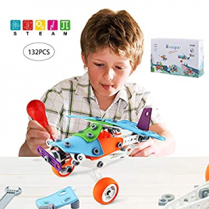 68.0% off Bldaxn STEM Toys for Boys and Girls 5 Years Old and Up Fun and Creative Educational Buil..