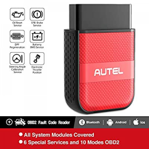 One Day Only!Autel AP200M OBD2 Scanner Bluetooth Dongle now 40.0% off , OE-Level Full System Diagn..
