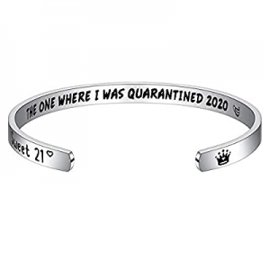 2020 Birthday Gifts for Women Girls now 60.0% off , Funny Quote Birthday Bracelet 12th 13th 14th 1..