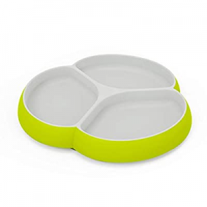 One Day Only!Silicone Baby Plates with Suction - SILIVO Non Slip Kids Plates now 35.0% off , Divid..