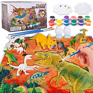 Liberry Kids Crafts and Arts Set Painting Kit now 50.0% off , Dinosaurs Toys Arts and Crafts Suppl..