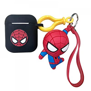 for Airpods Case Cover Silicone now 40.0% off , Compatible with Airpods Case 2 and 1, Funny Cute 3..