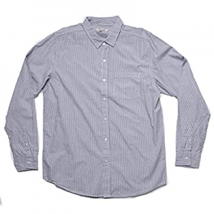 Whiskey & Oak Classic Fit Casual Button Down Shirt for Men now 60.0% off
