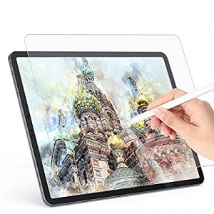 [2 Pack] Vivefox Paperfeel iPad Pro 11 Screen Protector(2020 and 2018 Models) now 50.0% off ,High ..