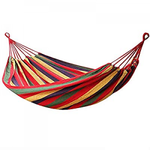 soyond Patio Hammock Double Portable Hammocks now 70.0% off , Ultralight Camping Hammock with Back..