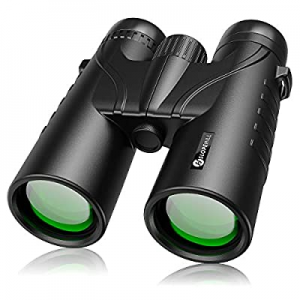 One Day Only!12 x 50 Binoculars for Adults now 30.0% off , slopehill Powerful Waterproof Bird Watc..