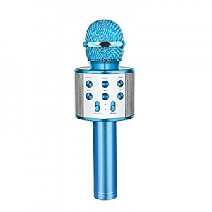 ATOPDREAM Toys for Boys 5-7 Years Old now 15.0% off , Karaoke Microphone for 6-8 Year Old Kids Blu..