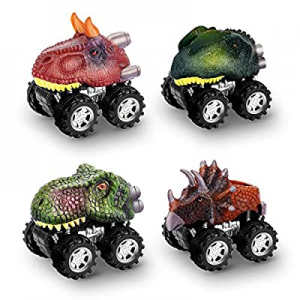 Kids Gifts Age 3-8 now 40.0% off , ATOPDREAM Dinosaur Toys for Toddlers Age 3-5 Pull Back Dinosaur..
