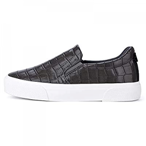 One Day Only!JENN ARDOR Women's Slip On Sneakers Fashion Flats Shoes Comfortable Casual Shoes for ..