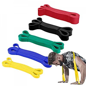 Diamerd Exercise Resistance Bands Set for Woman Man now 70.0% off , Latex Exercise Workout Bands f..