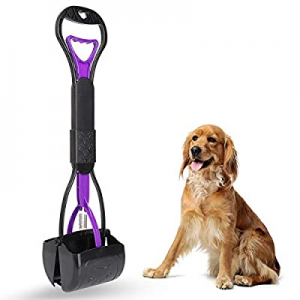 One Day Only!FGXJKGH Pooper Scooper for Dogs and Cats now 50.0% off , 2020UPGRADED High Strength M..