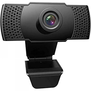 1080P Webcam with Microphone now 35.0% off , FRIEET HD Streaming Web Camera, Plug and Play, Wide A..