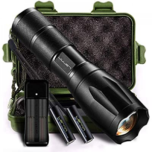 One Day Only!Led Tactical Flashlight now 50.0% off , Handheld Flashlights Super Bright Flashlights..