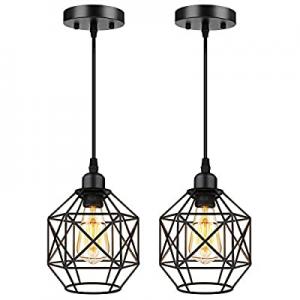 Pendant Lighting now 10.0% off , Industrial Light Fixture, Retro Vintage Farmhouse Pendant Lights ..