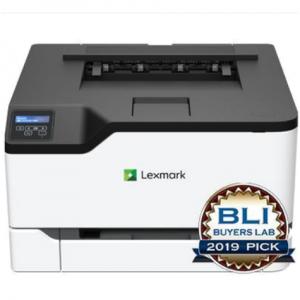 Dell - Lexmark C3326dw 彩色激光打印机,直降$79