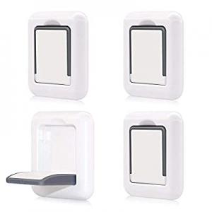 40.0% off SINVNE Upgraded Sliding Door Lock Child Safety 4 Pack Sliding Window Locks with Strong 3..