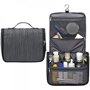 Travel Toiletry Bag now 34.0% off , Packism Large Capacity Travel Bag with Hanging Hook Waterproof..