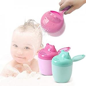 One Day Only!UNAOIWN Baby Bath Waterfall Rinser Kids Shampoo Rinse Cup Newborn Bath Shower Washing..