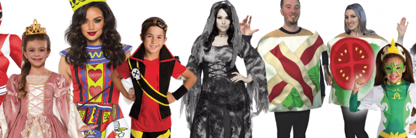 Top Picks -- Halloween Costumes 2018