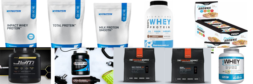 Top 10 Recommended Protein for You
