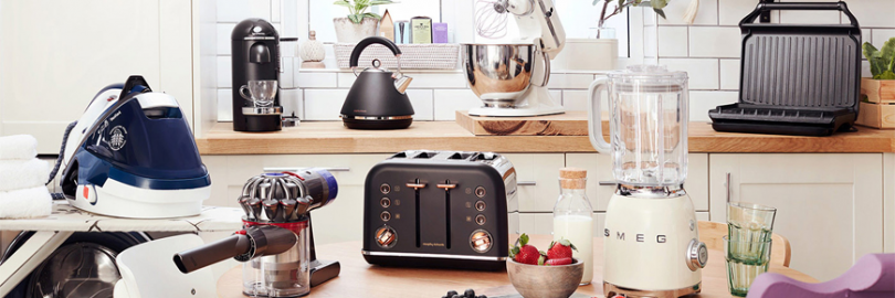 9 Kitchen Appliances Makes Cooking Easy and Fast