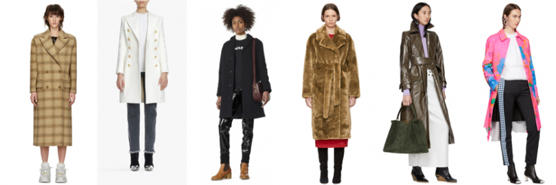 Wearever Coats for Women From SSENSE, Every Wardrobe Need One