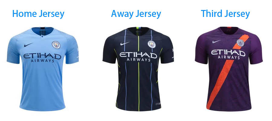 info for 145f2 8946b Gear Up to For The Cup - Jerseys of Premier League Clubs ...