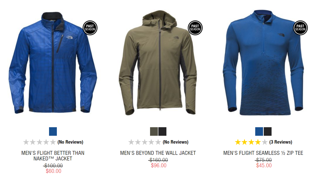 Up to 40% off Winter sale   The North Face - Extrabux f24a2f606