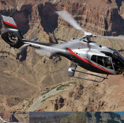Grand Canyon Helicopter Tour with Landing