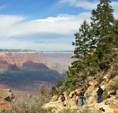 Full-Day Grand Canyon South Rim Bus Tour