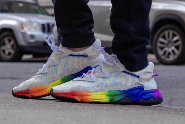 adidas Originals Ozweego Pride Shoes @ adidas For $110 + ...