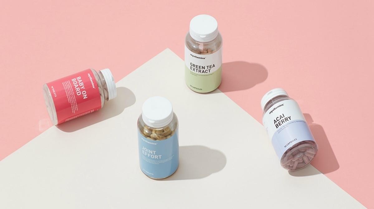 英国本地最受欢迎保健品牌 Myvitamins - 养胃、防脱发、美容、强身保健品推荐(免费直邮中国+最新优惠码)